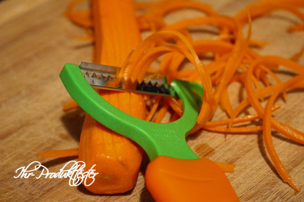 Julienne-Karotten-Schaeler von Rikon Kohn