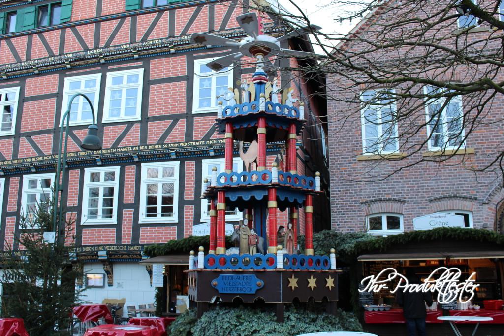 Christkindlmarkt Wiedenbrück