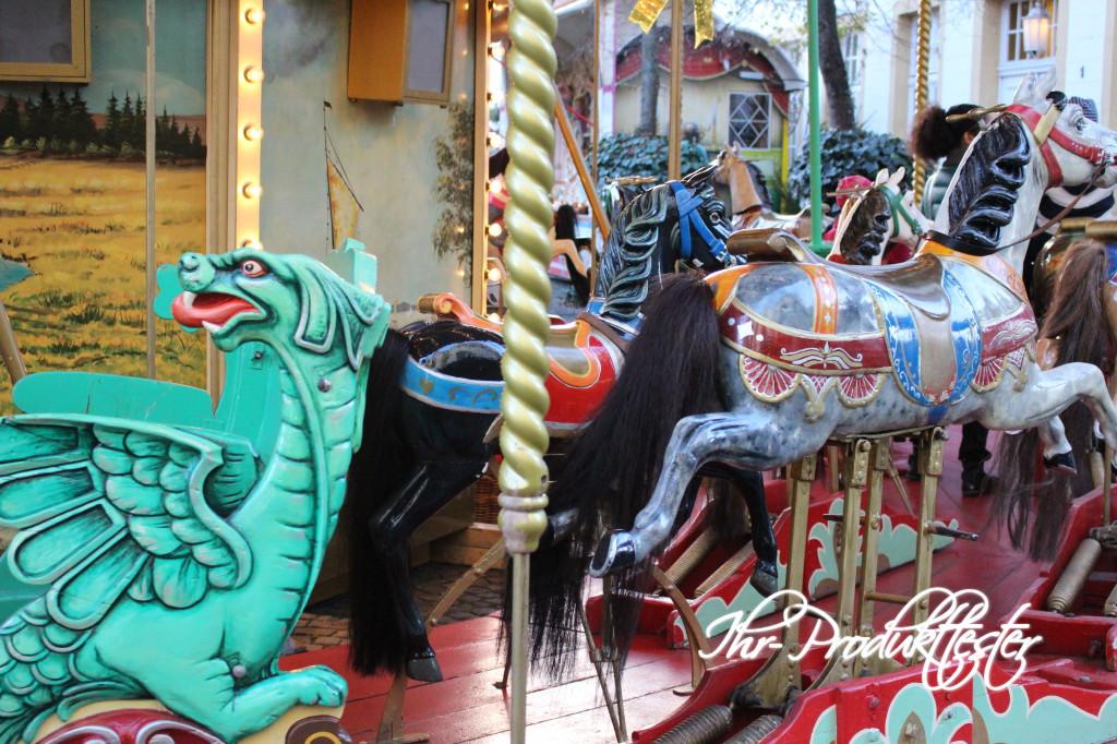 Christkindlmarkt Wiedenbrück: Karusell