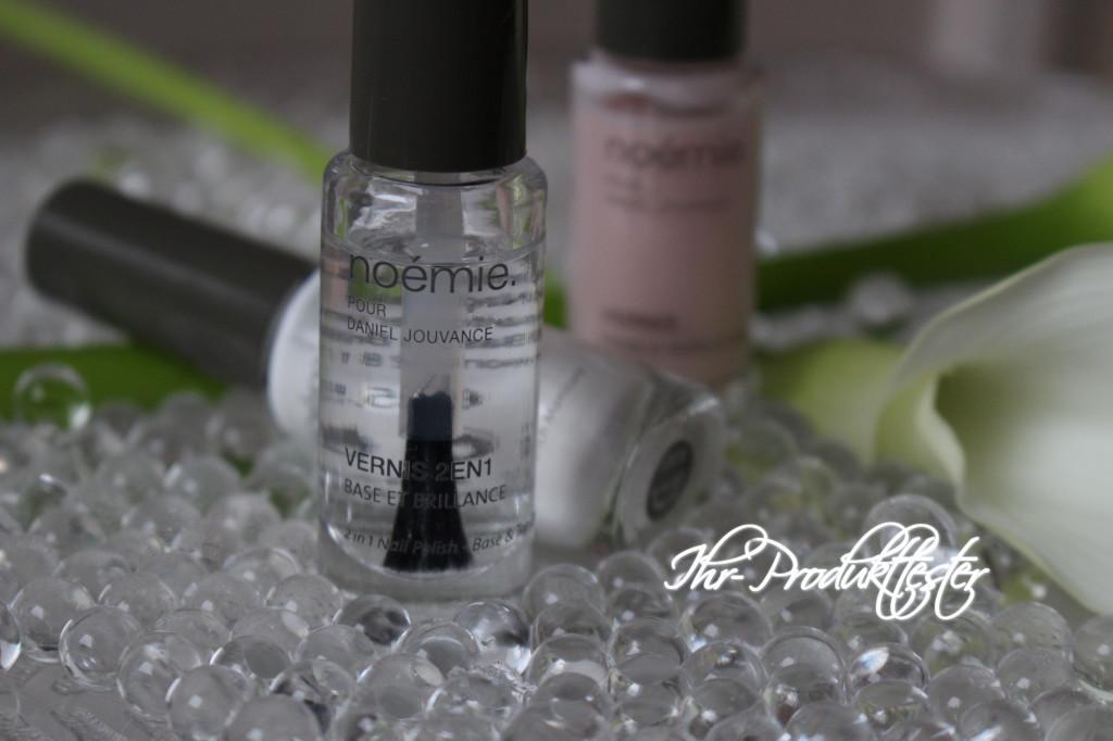 French Manicure: Noémie pour Daniel Jouvance, Nagellack