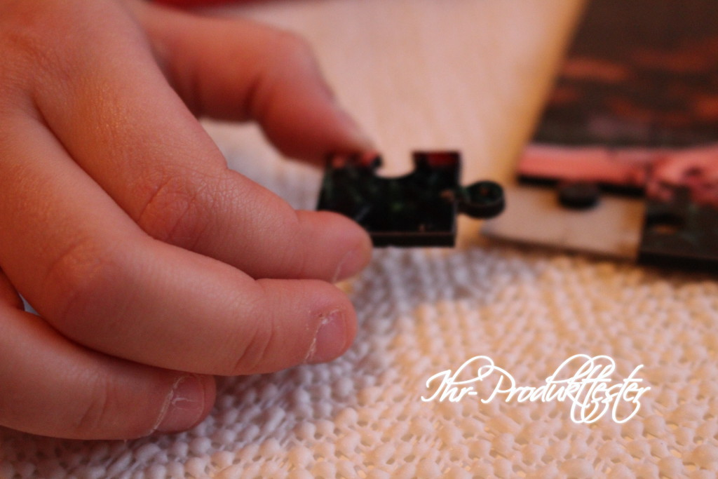 Holzpuzzle von Foto.com: Erfahrung, Test