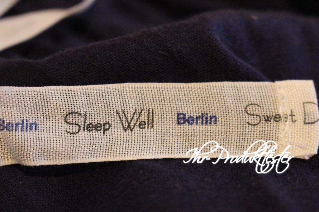 Rösch Gesund Schlafen: Produkttest, Kleidung