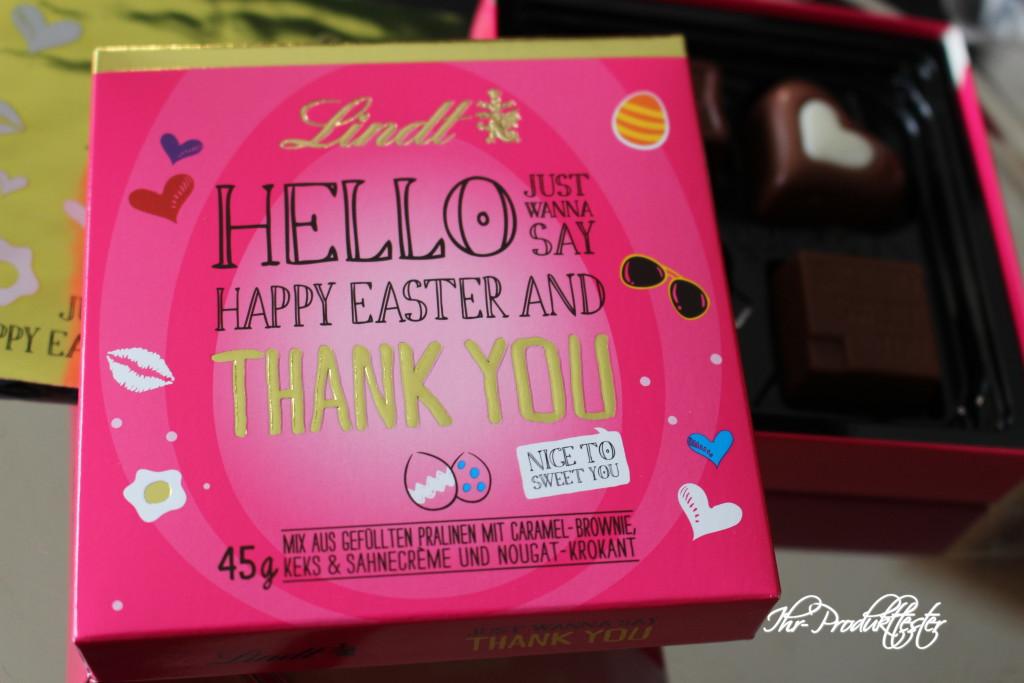 Lindt HELLO Easter: Test, Erfahrung