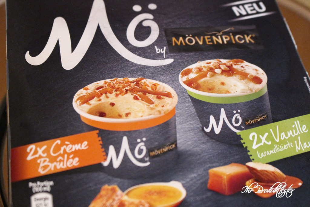 Mö by Mövenpick Eis: Test, Erfahrung