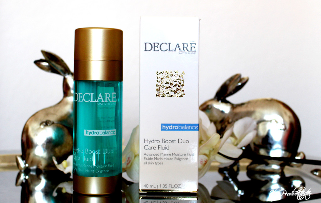 Declare Hydro Boost Duo Care Fluid: Erfahrung, Test