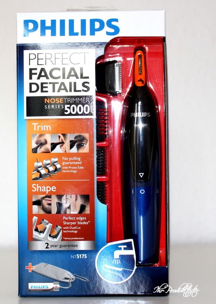 Philips Series 5000 Nasenhaartrimmer: Test, Erfahrung