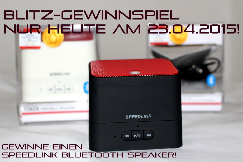Speedlink Bluetooth Lautsprecher
