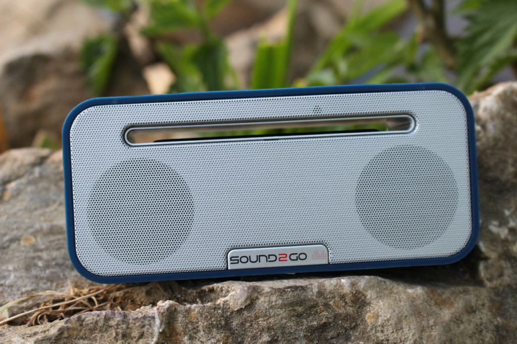 BRIQ Bluetooth-Speaker Sound2Go: Test, Erfahrung
