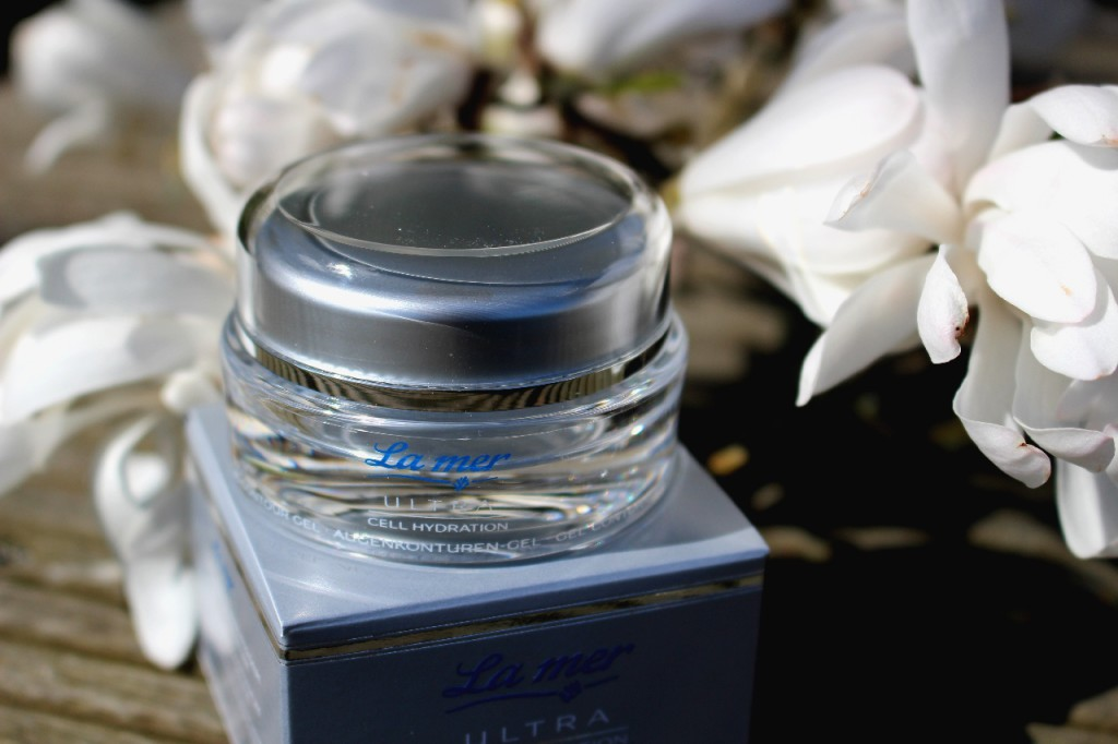 La Mer Cell Hydration Augenkonturelgel: Test, Erfahrung