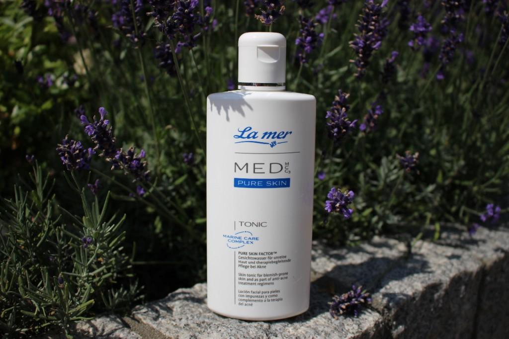La mer Med Pure Scin Tonic: Test, Erfahrung